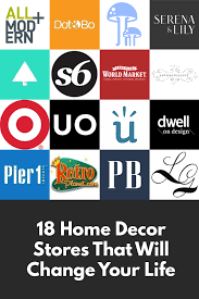 Home Decor Logo 18 Home Decor Stores That Will Change Your Life The Fracture Blog