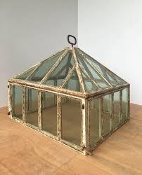 vintage english victorian cold frame terrarium c 1860s at 1stdibs