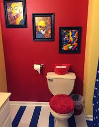 spiderman bathroom set color u2014 office and bedroom