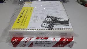 lexus sabah malaysia lexus rx 350 cabin filter 87139 30040 u2013 autodoc