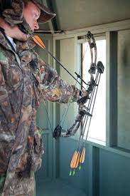 Metal Hunting Blinds Window Blinds Hunting Blind Window Kits Our Blinds Are Molded