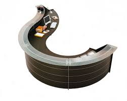 Small Reception Desk Ideas by Circular Office Desks Wonderful With Additional Small Home Remodel
