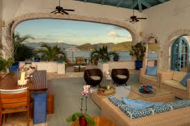 The Cliff House Dining Room Caribbean Palm Properties Cliff House Villa