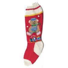 christmas stocking kits knit
