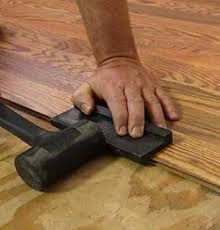 how to install floating laminate flooring bee of honey dos
