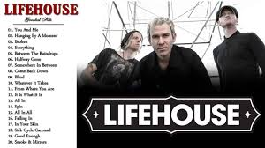 Blind By Lifehouse Chords Lifehouse U0027s Greatest Hits The Best Of Lifehouse Full Album