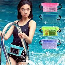 ipree travel beach swim dry bag waterproof surf diving waist pack