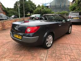 renault megane 1 5dci dynamique coupe convertible manual