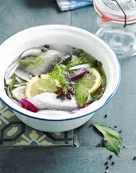 cuisiner le hareng frais harengs frais marinés régal