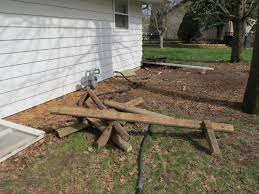 Cedar Landscape Timbers by Removing Landscape Timbers Simplicitysoil