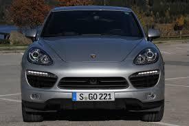 Porsche Cayenne 4x4 - 2013 porsche cayenne s diesel w video autoblog