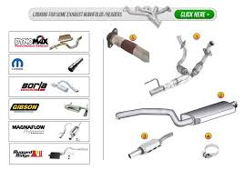 2000 jeep grand exhaust system jeep grand wj exhaust parts components 99 04 grand