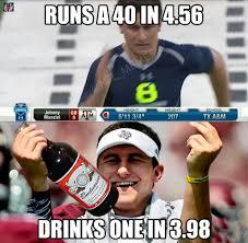 Johnny Football Meme - johnny football humor pinterest