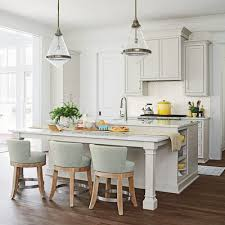 table height kitchen island counter height or table height area on island