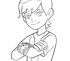 100 ideas ben 10 coloring pages print emergingartspdx