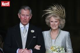 dix ans de mariage photos il y a dix ans le mariage de charles et camilla