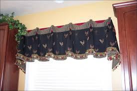 Red Kitchen Curtain by Kitchen 24 Inch Tier Curtains Red Kitchen Curtains Gray Kitchen
