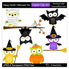 death ahead halloween clipart vector cute halloween owls clip art digital clip art original owls