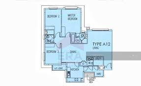 the rivervale condo floor plan the rivervale 1 rivervale link 3 bedrooms 1302 sqft