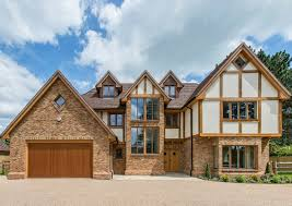 house design in uk scandia hus mayfield house timber frame traditional design