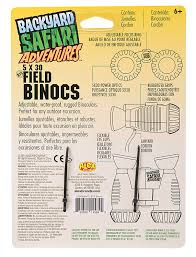 amazon com backyard safari field binocs toys u0026 games