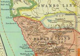 Map Of Nd Angolan Links And Old Maps
