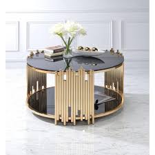 small gold side table coffee table small gold roundde table coffee metal modern