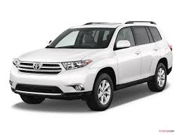 toyota highlander length 2011 toyota highlander 4wd 4dr v6 se se specs and features
