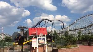 Where Is Six Flags America Six Flags America 2017 Rumors Rmc Roar Or New Thrill Rides Youtube
