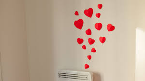 Heart Home Decor Wall Decoration At Home Style Home Design Excellent Under Wall