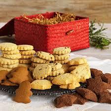 cookie gifts cookie baskets dancing deer