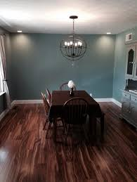 our dining room has sherwin williams calico paint on the walls and