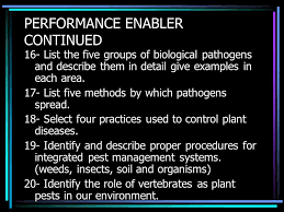 Methods Of Controlling Plant Diseases - plant and pests presented by uintah ag department david wilson