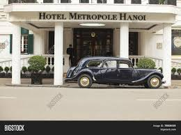 vintage citroen old citroen car parking front hotel image u0026 photo bigstock