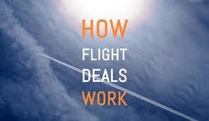 how flight deals work flytrippers
