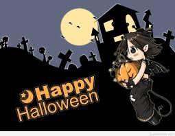 cute cartoon happy halloween hd photo jpg