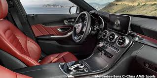 mercedes amg c200 mercedes c class c200 amg line auto specs in south africa