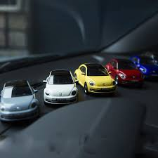 vintage beetle car models car decorations dashboard ornaments
