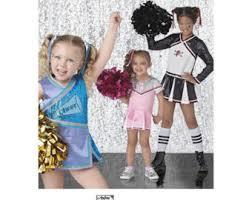 halloween costume cheerleader etsy