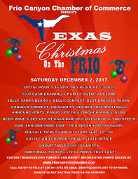 Comfort Texas Chamber Of Commerce Frio Canyon Chamber Of Commerce Serving The Tri Canyon Area In