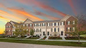 prairie pointe new townhomes in south elgin il 60177