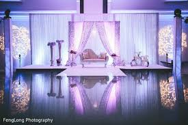 indian wedding decorators in ny modern indian wedding stage design includes contemporary metal