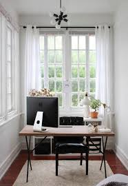 Curtains In Sunroom Small Sunroom With Workspace Ideas 20 Little And Cozy Sunroom