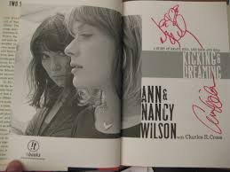 kicking u0026 dreaming by ann u0026 nancy wilson cold read