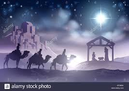 christmas manger traditional christian christmas nativity of baby jesus in