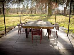 Landes Dining Room Landes Cottage Ideal For Family Reunions Friends 20 People