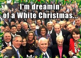 White Christmas Meme - white christmas mike pence know your meme