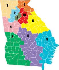 Florida House Of Representatives District Map by Georgia Districts Joe Web Jpg