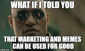 Pictures To Use For Memes - merging memes in your nonprofit marketing firespring