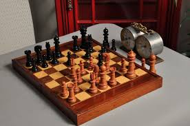the northern upright chess set board and box combination the